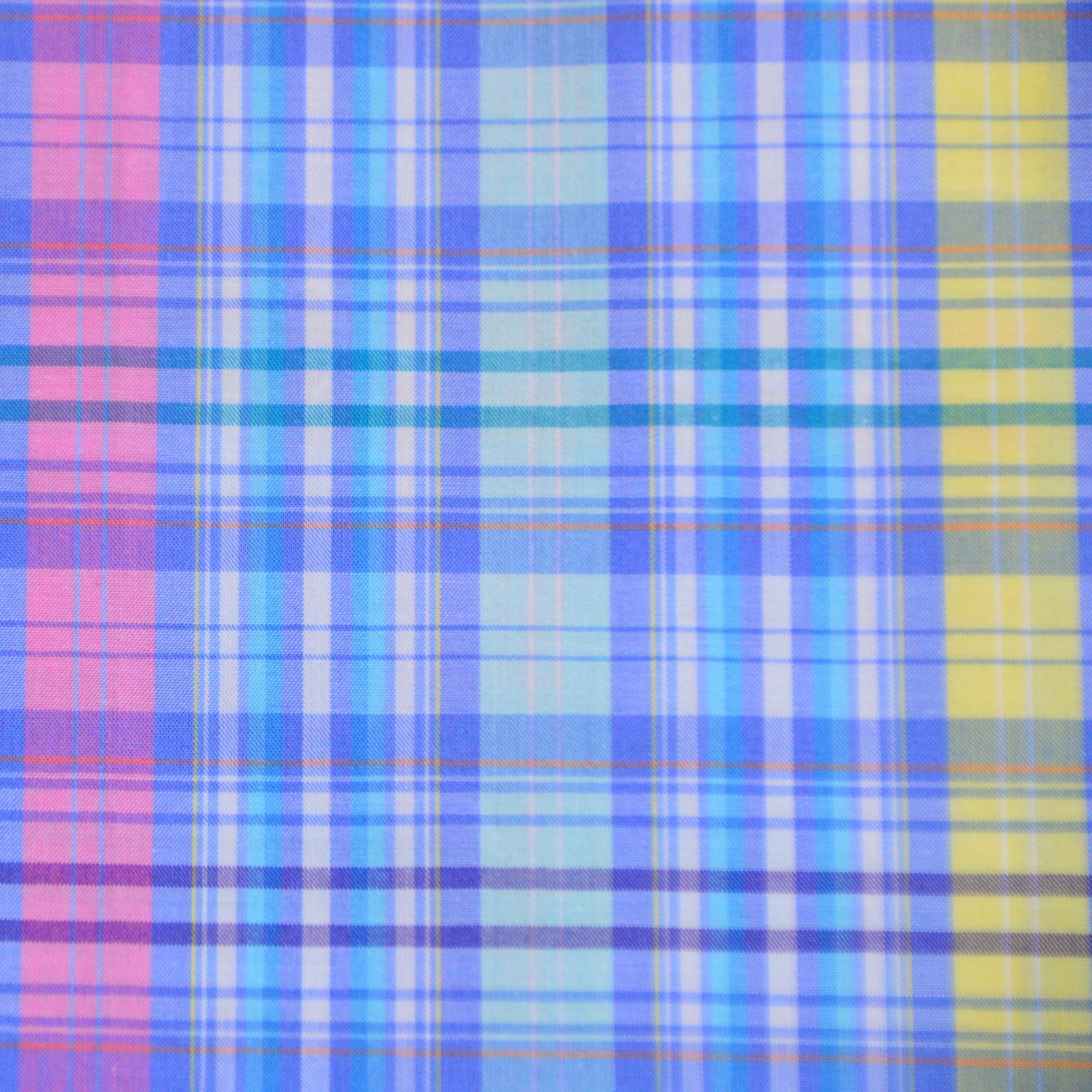 110 cuadros tonos azules amarillos rosas