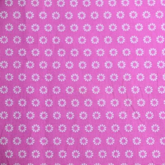 304 florecitas fondo rosa