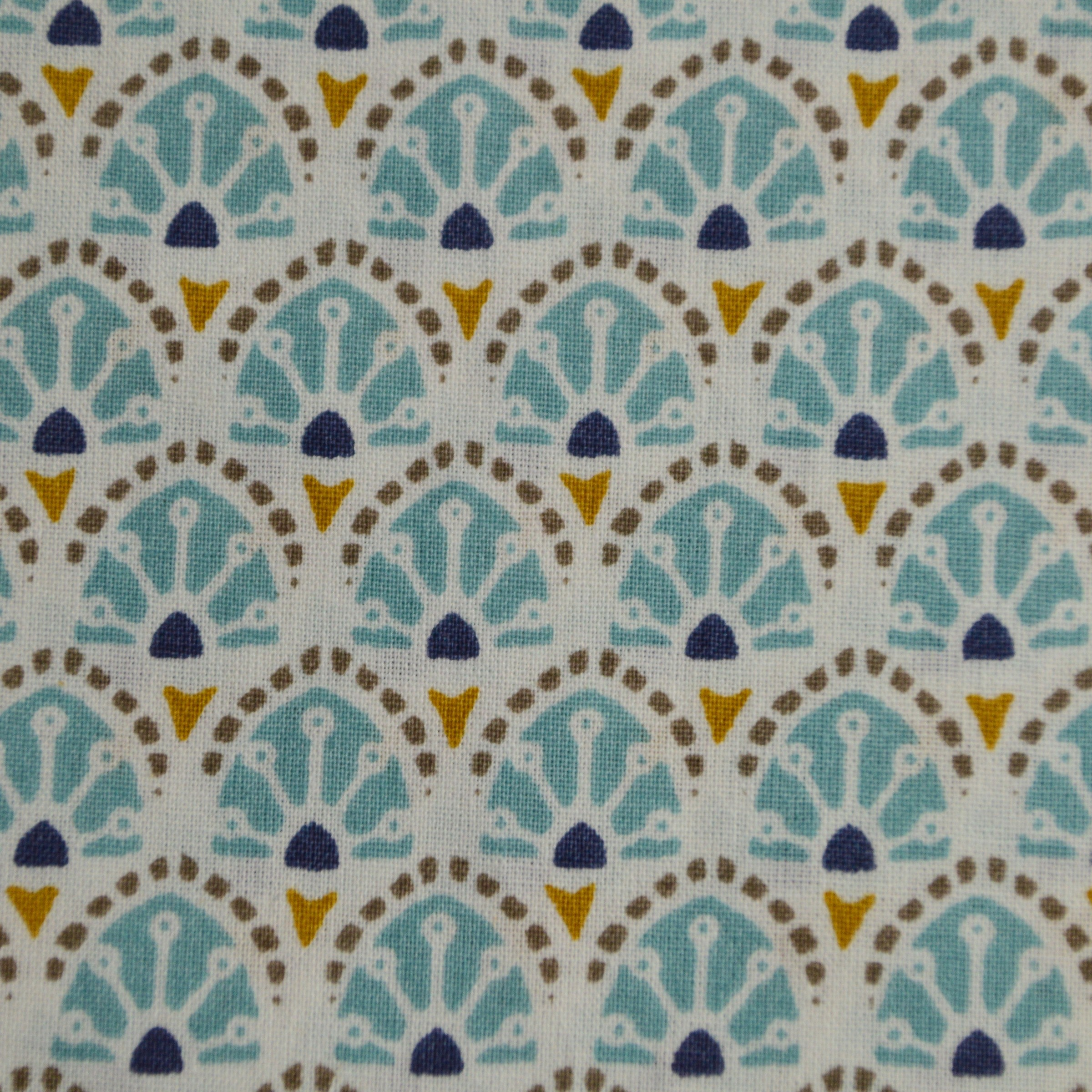 506 arcos azules